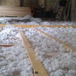 isolation plafond/plancher