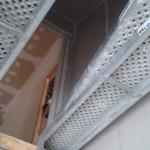 placage cage escalier